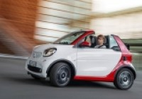 Smart Fortwo Cabrio Geliyor!