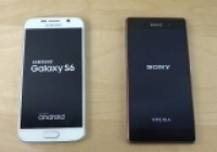 Xperia Z5 ve Galaxy S6 Karşı Karşıya