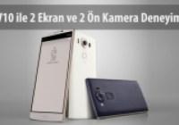 LG V10 Özellikleri ve Fiyatı