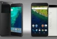 Google Pixel ve Nexus 6P'ye yeni güncelleme!