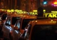 8 Mart'ta kadınlara taksi 1 Lira!