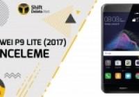 Huawei P9 Lite 2017 inceleme