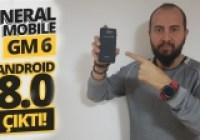 GM 6 Android Oreo sürümünü denedik!