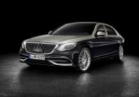 Mercedes Maybach serisinden yeni görseller geldi