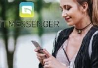 Yerli mesajlaşma uygulamamız PTT Messenger!