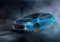 2019 Toyota Corolla hatchback ortaya çıktı!