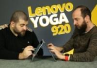 Lenovo Yoga 920 inceleme!