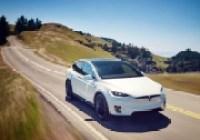 Tesla Model X akıllara zarar bir gösteri yaptı!