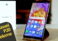 Huawei P20 inceleme