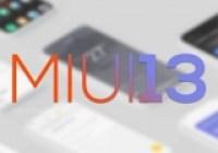 MIUI 13 için ilk bilgiler gelmeye başladı