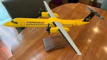 CEO da Itapemirim Linhas Aéreas alerta sobre falsos processos de seleção