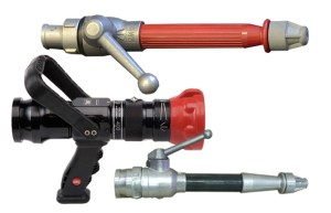 Fire Fighting Branches , Nozzles and Breaches