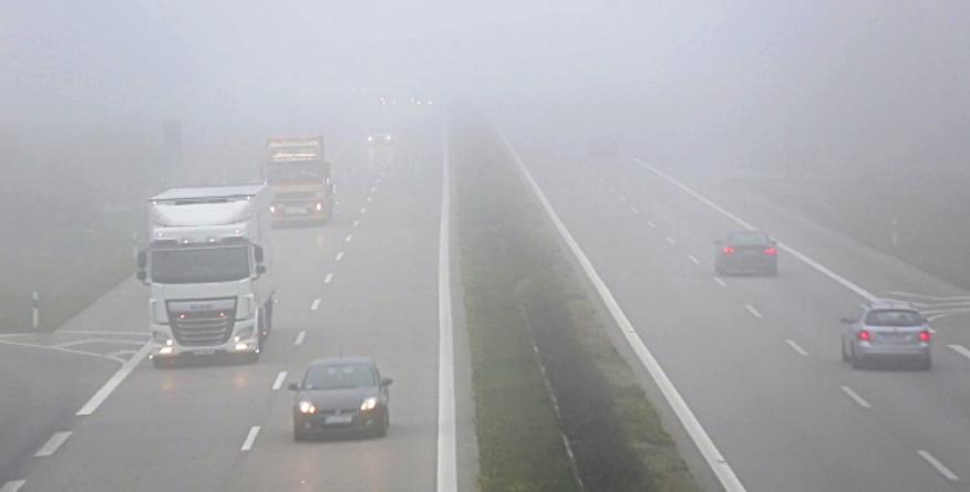 Foggy Weather Emergency Preventative Measures