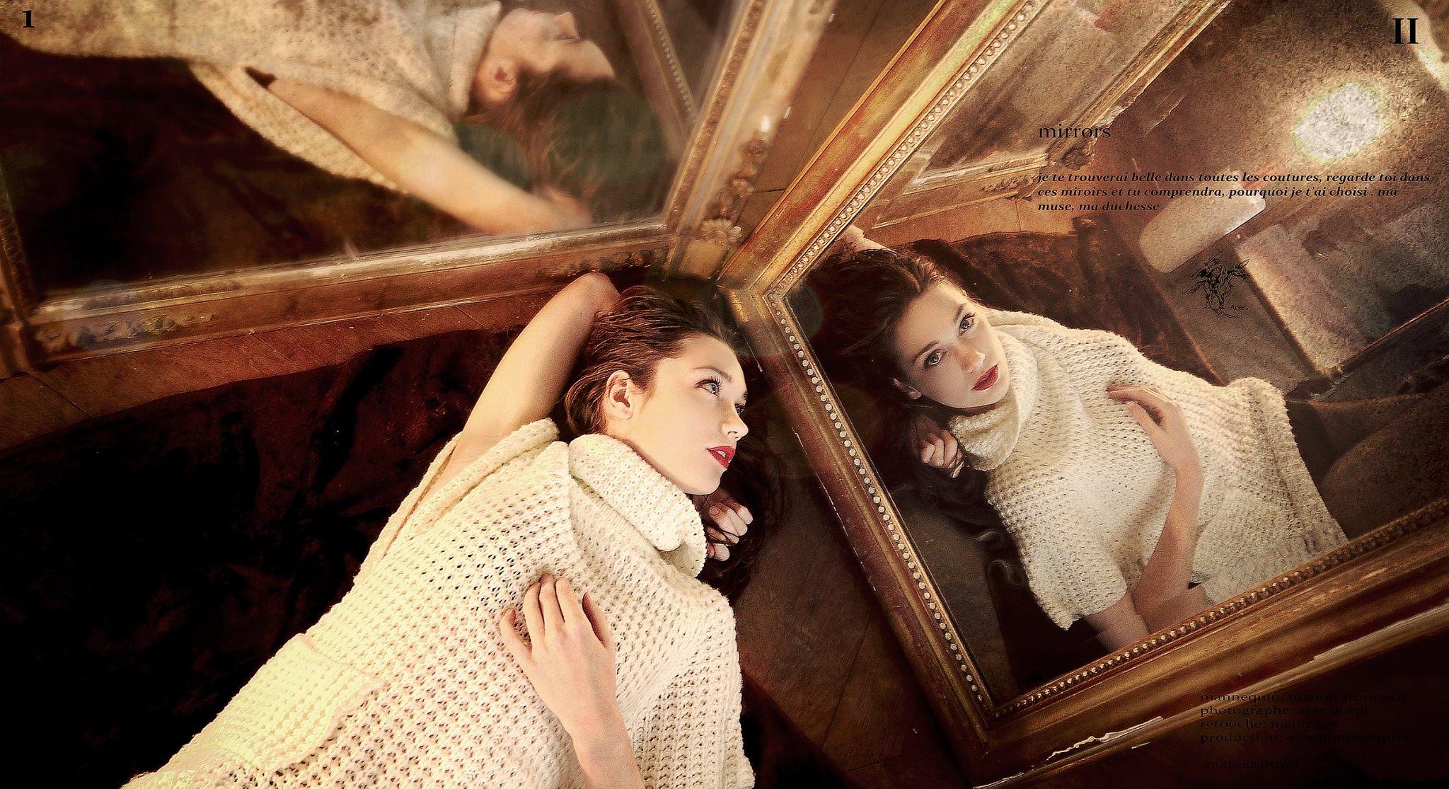 Mirrors thème artistique par Ares Duval