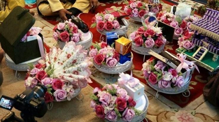Tips Usaha Hantaran Pernikahan
