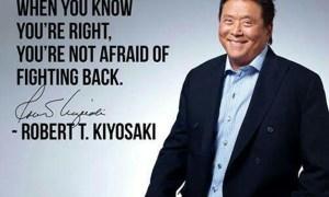 5 Langkah Sukses Robert Kiyosaki Untuk Pengusaha Muda