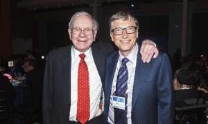 Tips Sukses Ala Warrner Buffet