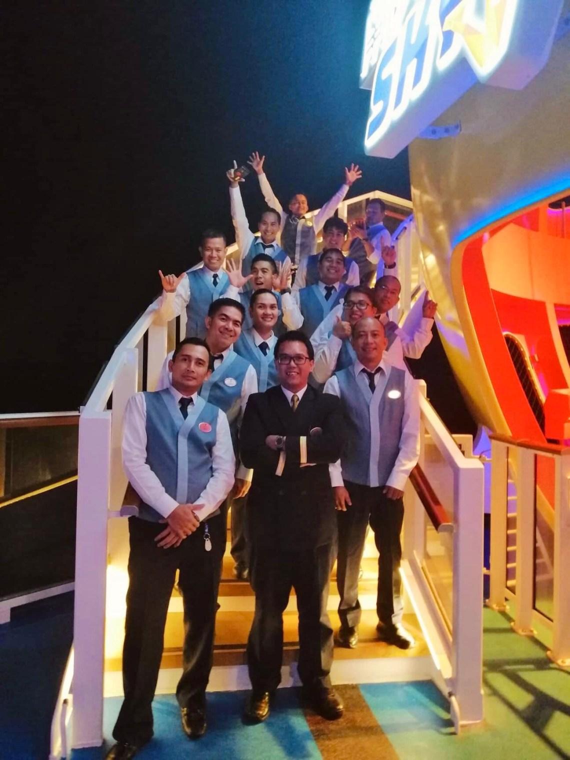 Lowongan Kerja di Kapal Pesiar Royal Caribbean