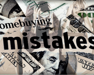 Home buying mistake
