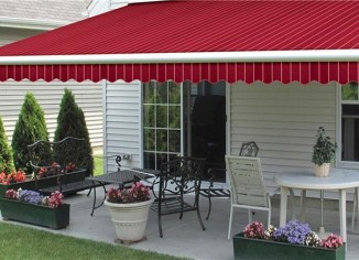 Awnings Provide More than Protection from the Sun