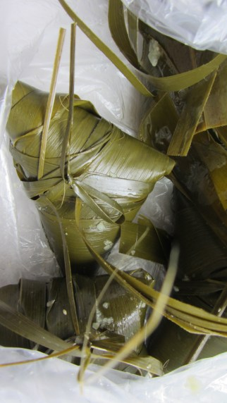 Wrapped Zongzi