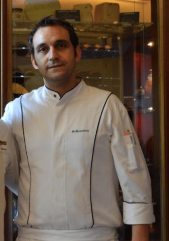 Chef Luca De Bernardis