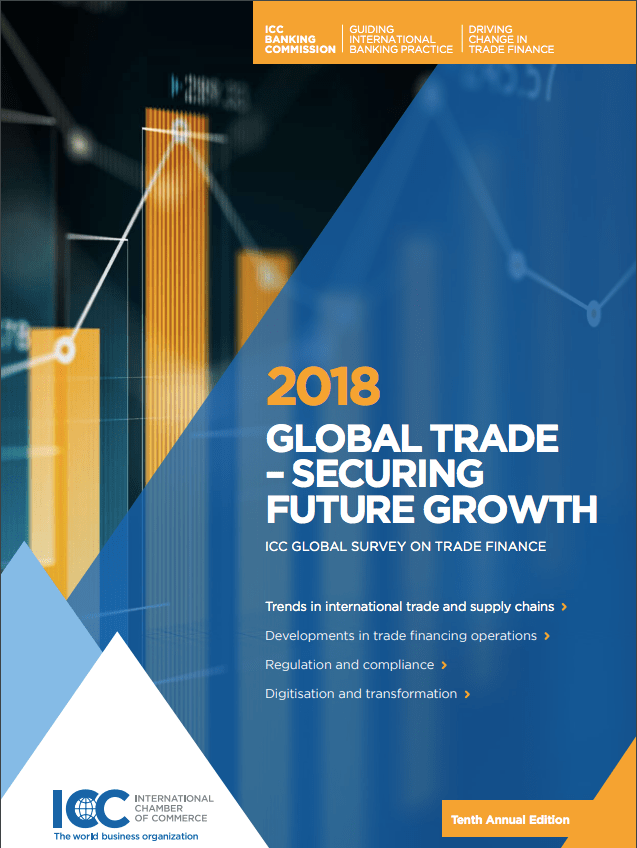 2018 ICC Global Survey Trade - Ethical Business Practice - report cover