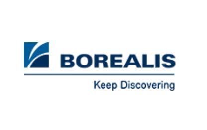 Borealis - Keep Discovering - logo