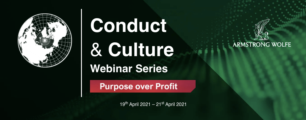 Conduct & Culture - Armstrong Wolfe