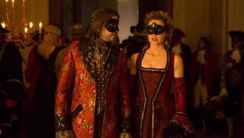 Masks 12 Monkeys Season 4 SYFY
