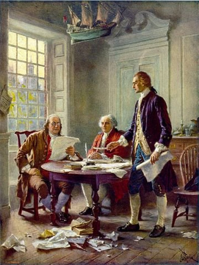 Crafting our Freedom. Writing the Declaration of Independence