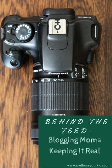 Behind the Feed: Blogging Moms Keeping It Real