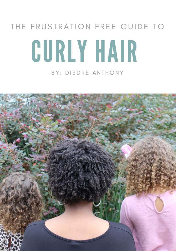 Take all the frustration out of curly hair!  This ebook will answer all your curly hair questions + get a guide to products by curl type!