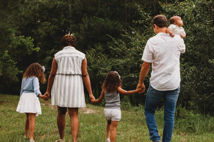People make assumptions about large families. Especially when those families are comprised of 2 or more young children. Here's to breaking stereotypes.