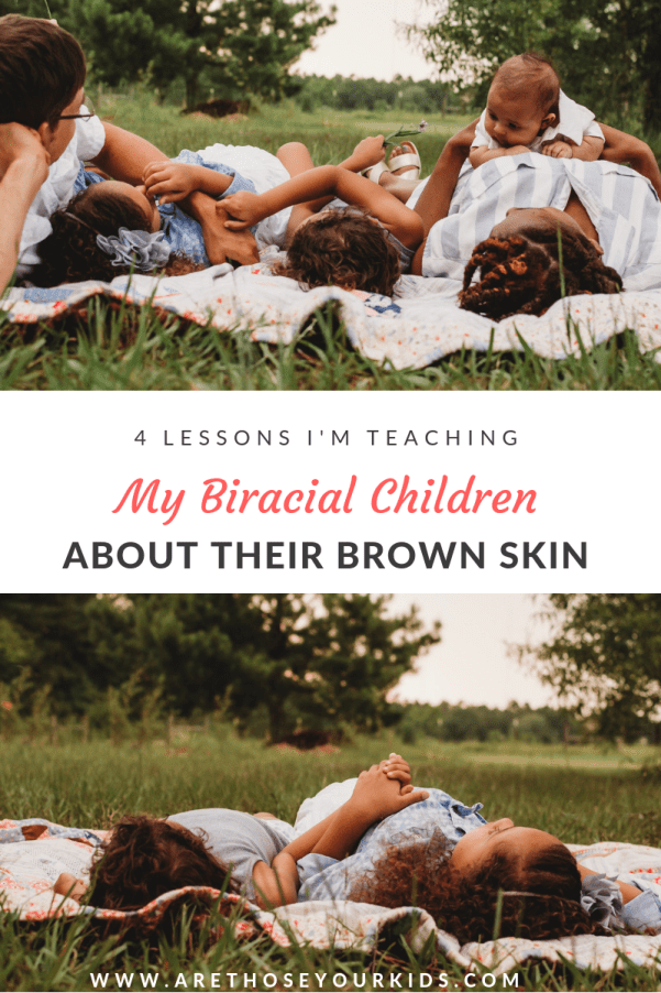In many cases, having brown skin leads to a tougher life. There are a few things I'm teaching my kids to help them be prepared for the world we live in.