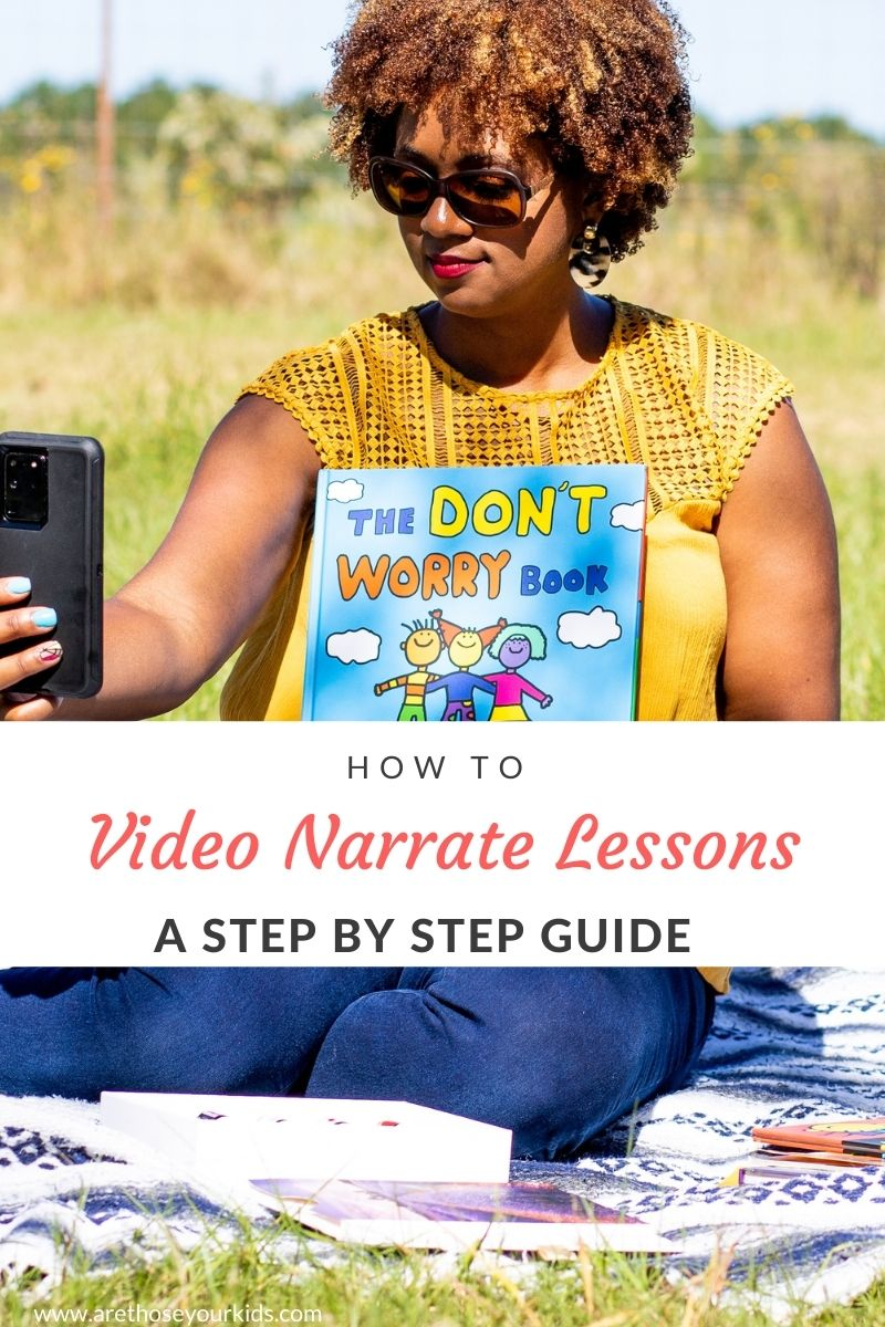 How to Video Narrate Lessons on a PC: A Step by Step Guide