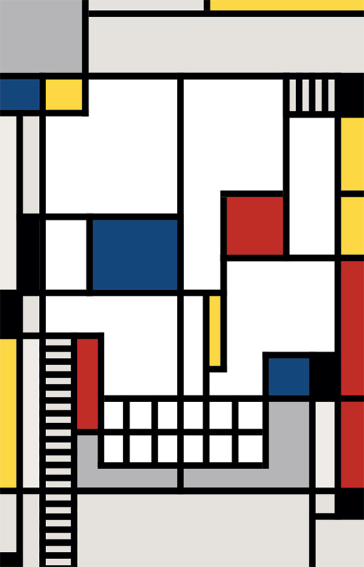 Mondrian...FROM HELL!!!!!