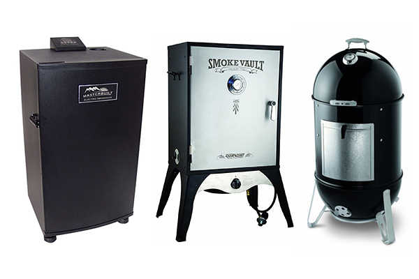 The 7 Best Smokers [Gas, Charcoal & Electric] For 2020