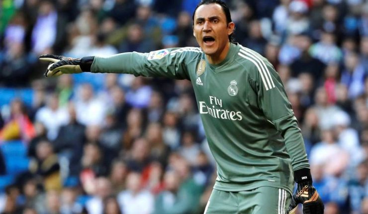Real Madrid: If Zidane wants me to leave, I will - Navas