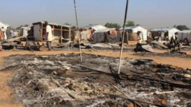 Mayakan Boko Haram sun sha kai harin kunar bakin wake kan al'umma a Maiduguri