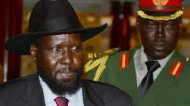 Shugaban Sudan ta Kudu ta Salva Kiir
