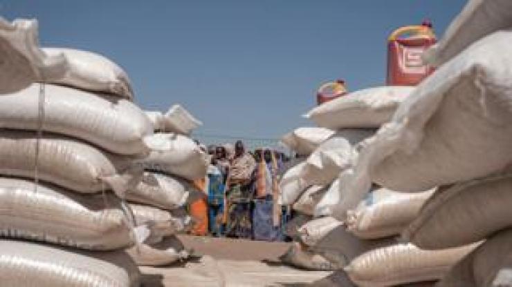 Aid bags