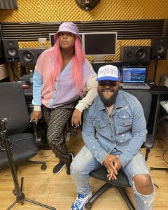 Cuppy is back to making music
