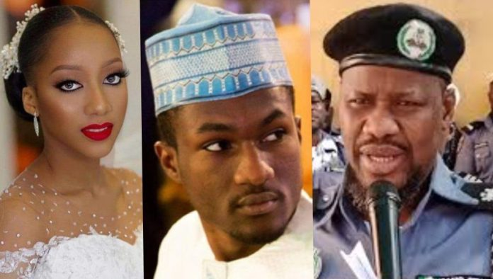 Zahra not above the law - Hisbah slams Yusuf Buhari fiancee's bridal gown