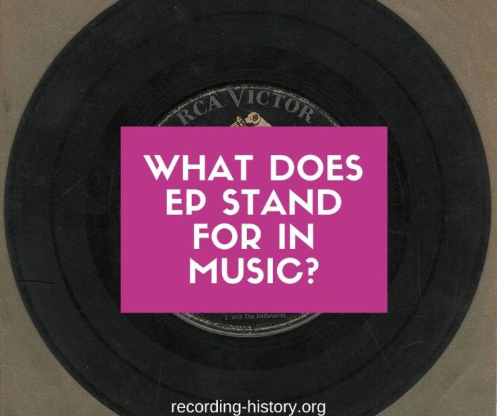 what does ep stand for music