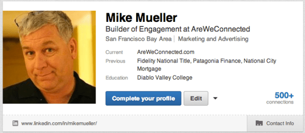 Builder of Engagement