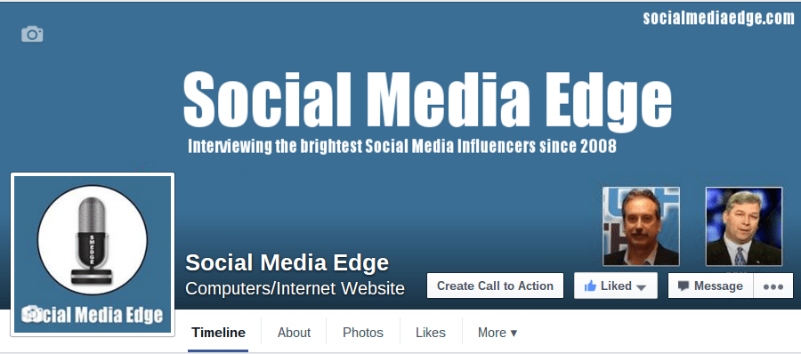 Social Media Edge (podcast)