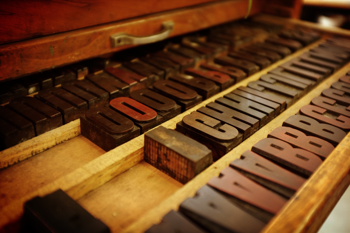 type sets