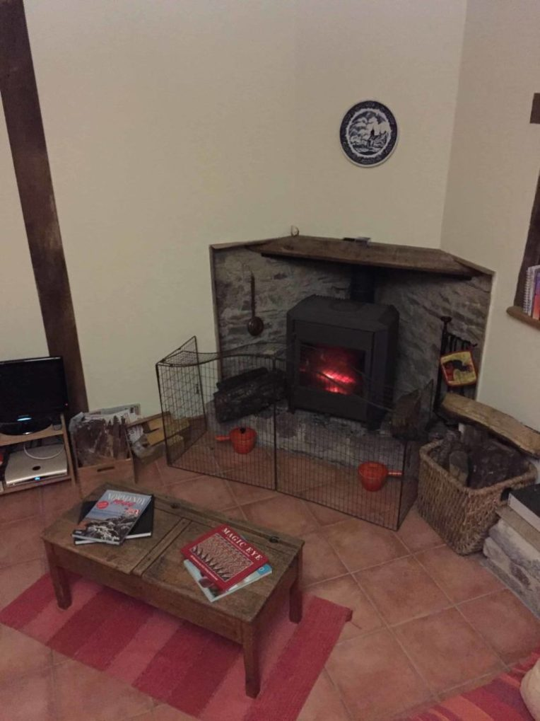 Staying at Eco-Gites of Lenault