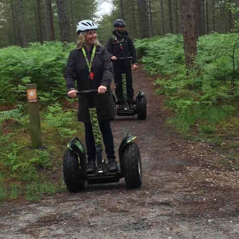 Forest Segway